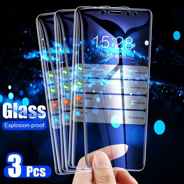 Tempered Glass Front Film Galaxy 1