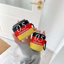3d милые для airpods pro чехол s пива Наушники Аксессуары воздуха