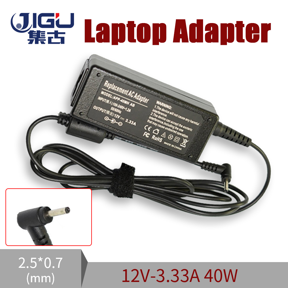 12V 3.33A 2.5*0.7MM 40W Replacement For <font><b>Samsung</b></font> ATIV Smart PC Pro <font><b>700T</b></font> 500T Laptop AC <font><b>Charger</b></font> Power Adapter free shipping image