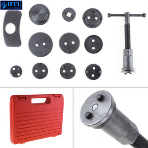 Image 3 - 12pcs Universal Car Disc Brake Caliper Wind Back Brake Piston Compressor Tool Kit For Most Automobiles Garage Repair Tools