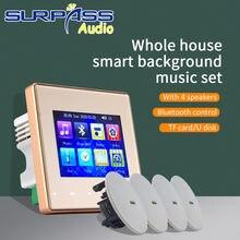 Настенный усилитель с bluetooth для умного дома цифровой стерео