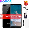Honor 9 Lite 4G телефон, экран 5,65 дюймов, Android 8,0, восьмиядерный, 3 гб озу 32 гб пзу
