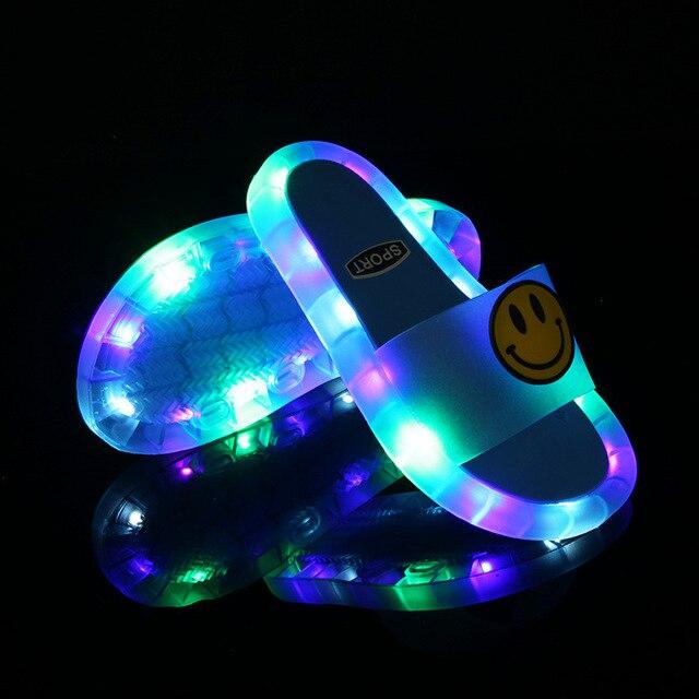 Kids Light up Slippers
