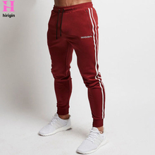 Hot Sale Fashion Brand Men Plus Size Pants Hip Hop Pants Male Trousers Mens Joggers Solid Multi-pocket Pants Sweatpants цена