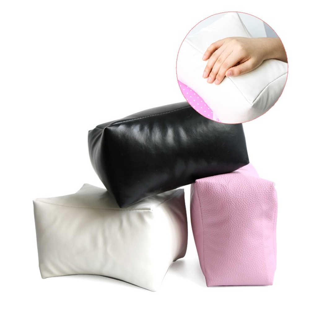hand rest pillow nail art table hand foot pillow holder arm rest salon manicure hand rests pillow cushion