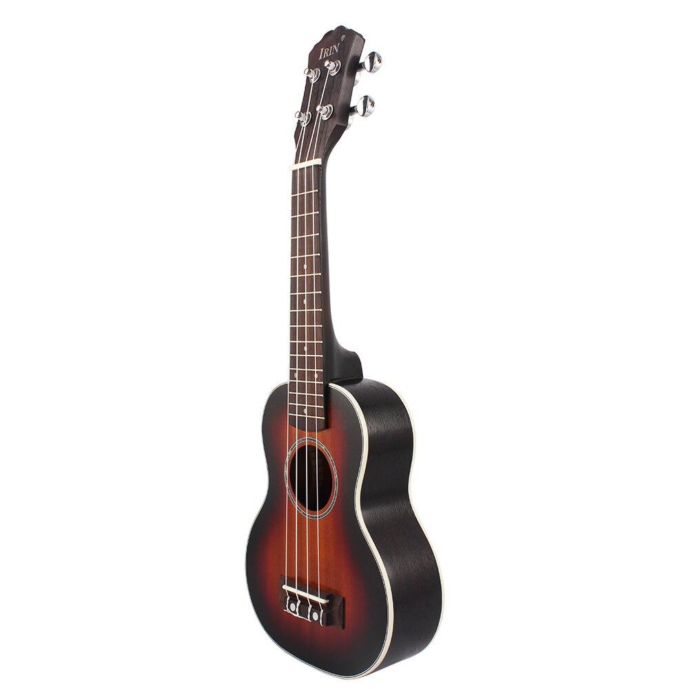 30 дюймов деревянная электрическая бас гитара 4 струны Гавайские гитары укулеле Музыкальные инструменты Закрытая ручка Гавайские гитары ra ... - 3