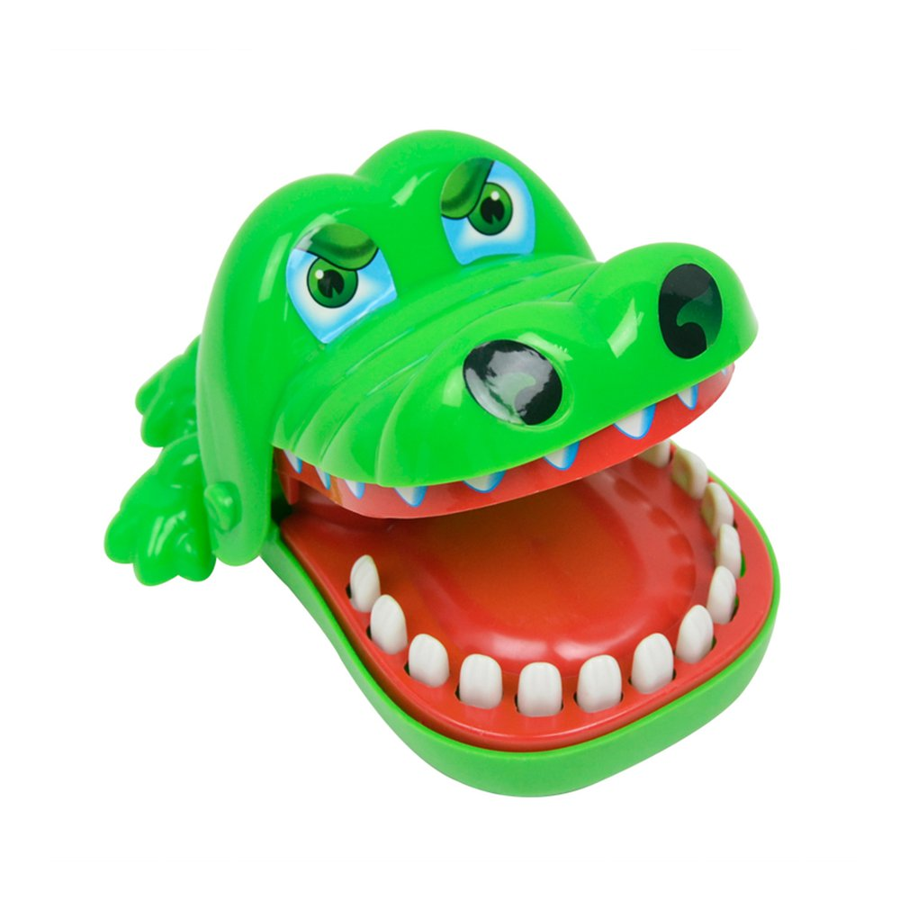 Children's Toys Puzzle Game Equipment Toy Crocodile Birthday Gift