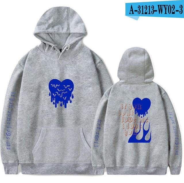 AVANI IF YOU DON T LOVE ME Print Hoodie Sweatshirts Avani Gregg Chase hudson Hoodie Pullover Unisex Fashion Summer Tracksuit