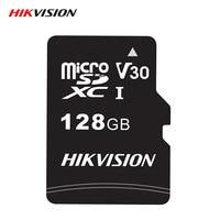Hikvision Klasse 10 Micro sd-karte 128GB 64GB 32GB 16GB TF karte Speicher Karte cartao de memoria 32GB Microsd mini stift stick karte