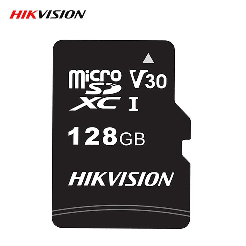 Hikvision Micro sd Classe 10 carte 128GB 64GB 32GB 16GB 8GB TF carte Mémoire Carte cartao de memoria 32 GO Microsd mini stylo lecteur carte