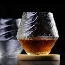 Blowing Snow Whiskey Glass Client Vip Exclusive Links  Large Scale Promotion