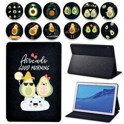 Защитный флип-чехол для планшета Huawei MediaPad T5 10 10,1/T3 10 9,6/T3 8,0/M5 Lite 10,1/M5 10,8