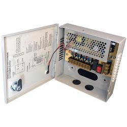 Zasilacz CCTV 4CH Port Box  rozproszony zasilacz do systemu bezpieczeństwa CCTV DVR i kamer  wyjście 12V 5A 60W maksimum w Akcesoria do telewizji przemysłowej od Bezpieczeństwo i ochrona na