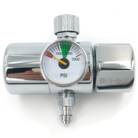 GTBL All Copper New Argon Pressure Gauge Energy Saving And Anti Argon Argon Arc Welder Pressure Reducing Valve