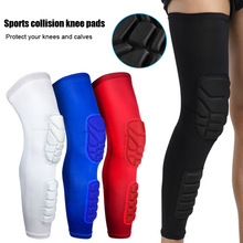 Newly 1pc Fitness Soft Knee Protector Elbow Wrap Brace Support Pad for Sports Basketball SD669