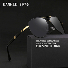 2018 new Brand Men Polarized Sunglasses man sun glasses Full