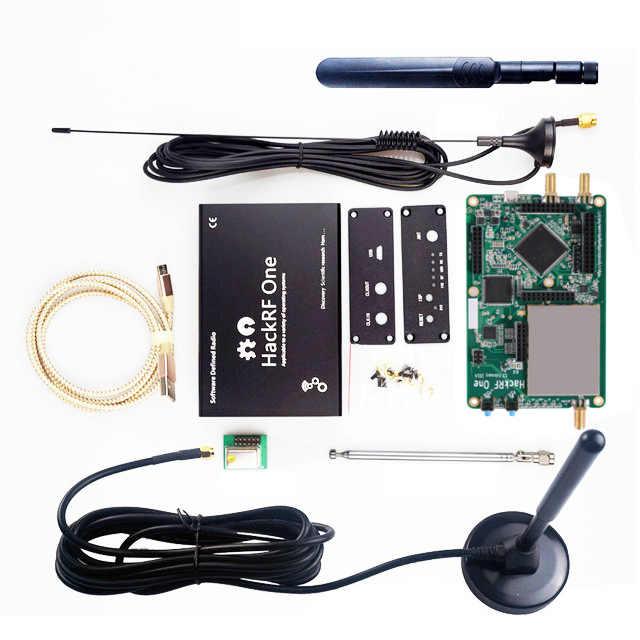 1 قطعة راديو منصة مجلس التنمية HackRF واحد 1 MHz-6 GHz البرمجيات المعرفة RTL SDR Demoboard عدة دونغل استقبال هام راديو
