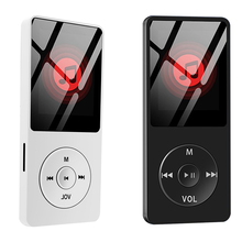 MP3 Player 16G Portable MP3 Music Player Hi-Fi Rechargeable Sport Audio Video Player with Earphone WMA WAV Music Players
