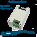 Изменение сухого контакта/датчика/состояния переключателя в RS232 последовательный порт инструкции для активной загрузки обнаружения компь...