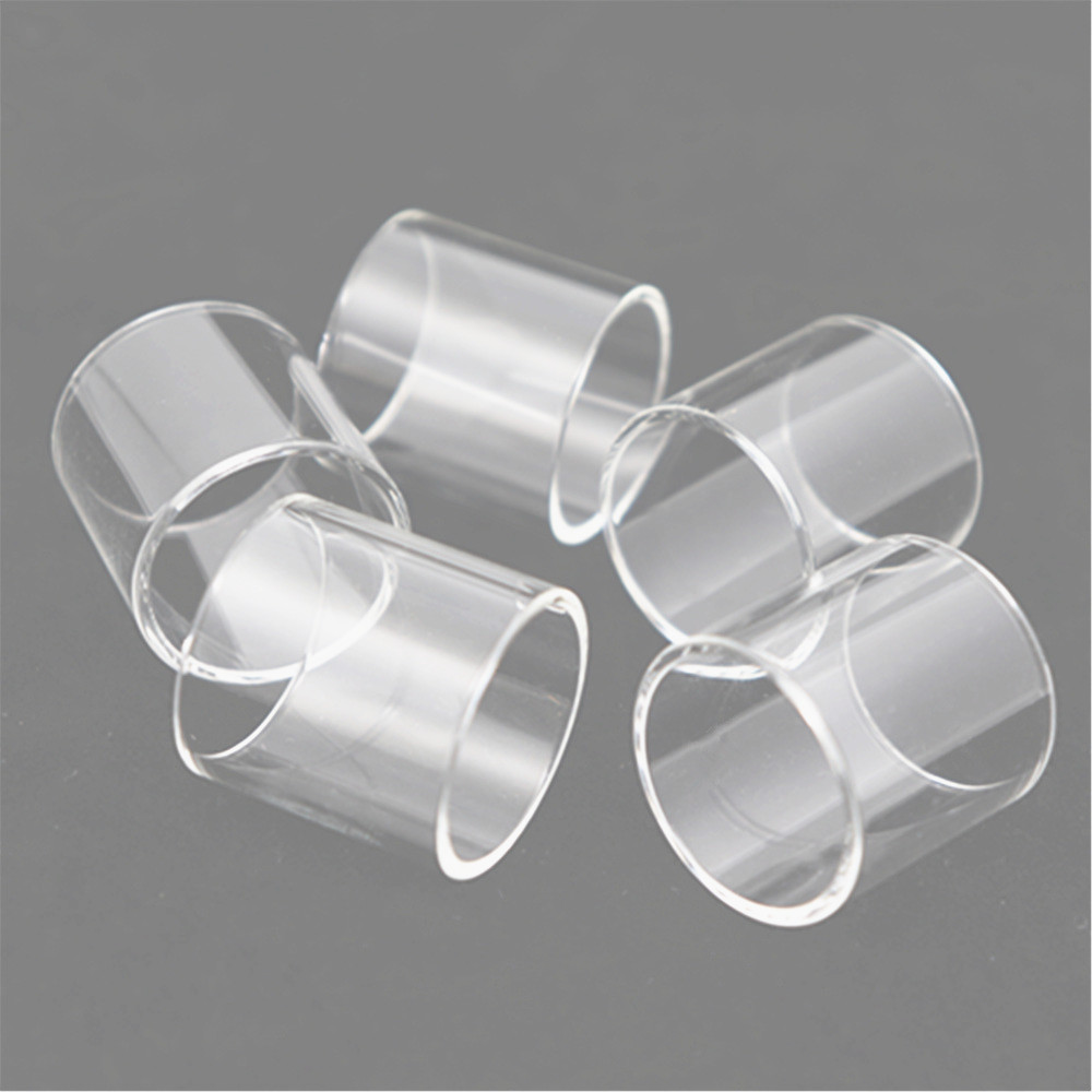 5pcs FATUBE Straight glass Cigarette Accessories for <font><b>Solomon</b></font> <font><b>2</b></font>/<font><b>solomon</b></font> 3 <font><b>RTA</b></font> image