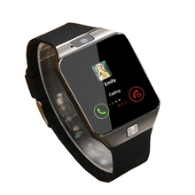 New Smartwatch Intelligent Digital Sport Gold Smart Watch Pedometer For Phone An