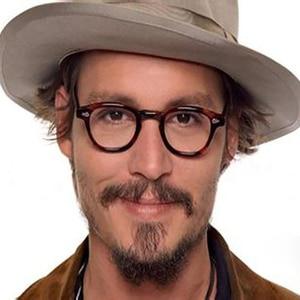 Image 3 - Round Handmade Acetate Frame Women Johnny Depp Glasses Men Brand Designer Computer Goggles Optical Spectacle frame Demi Myopia