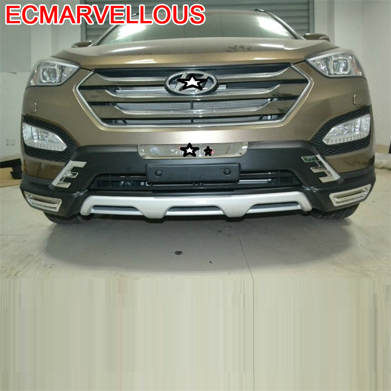 <font><b>Accessories</b></font> Modification Mouldings Auto Rear Diffuser Tunning Front Lip Car Styling Bumper <font><b>10</b></font> 11 12 FOR <font><b>Hyundai</b></font> <font><b>Santa</b></font> <font><b>Fe</b></font> image