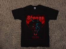 STONES NO FILTER SPIELBERG AUSTRIA 16 SEP RED BUL RING T-SHIRT REPRINT(China)