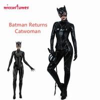 Women Cosplay Costume Cat Suit Jumpsuit Bodysuit