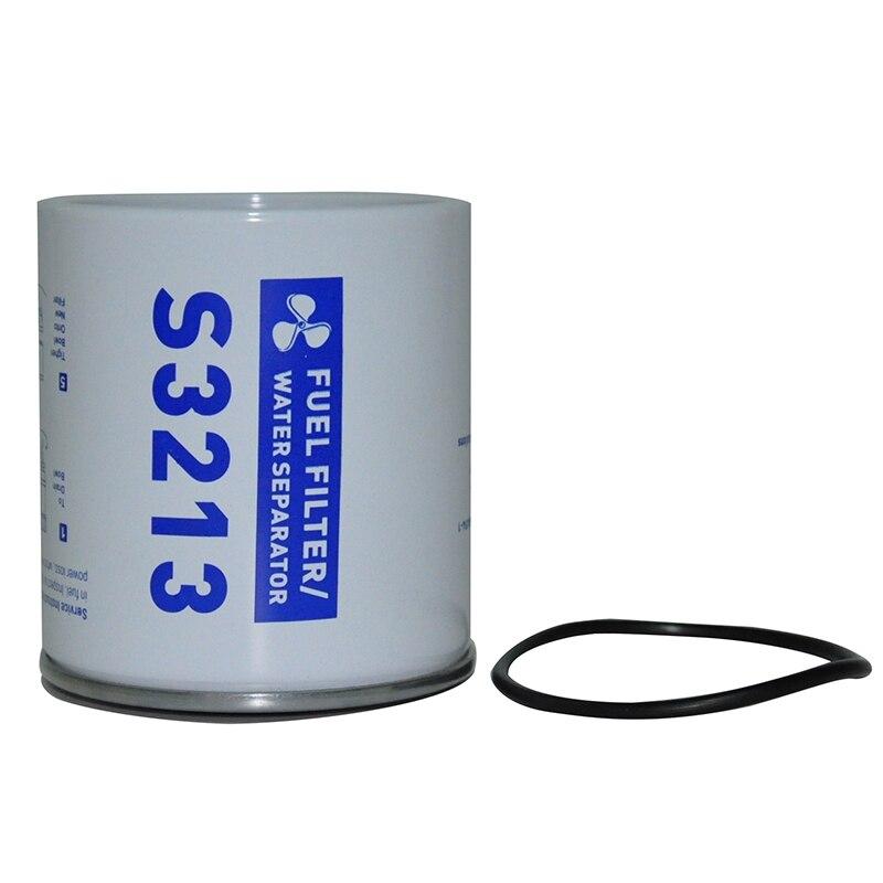 s3213 elementos de filtro de combustivel marinho de popa separador de agua de combustivel elementos de