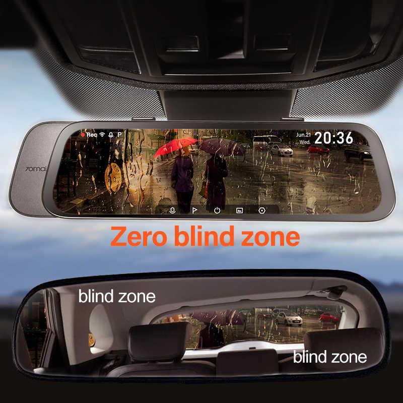 Originele 70mai Streamen Media Achteruitkijkspiegel 9.35Inch Auto Dvr 1080P View 130FOV 70 Mai Recorder 70mai Streamen media Dash Cam