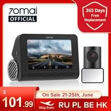 код: CARWEEK800 7000 руб. минус 800 руб. 70mai A800S Dash Cam 4K Встроенный GPS ADAS реальные 70mai 4K A800 Камера UHD Кино-качество изображения 24 часа в сутки Парковка пере...