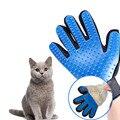 Перчатка для ухода за кошками, шерстяная перчатка, щетка для удаления волос для домашних животных, перчатка для чистки собак, массажная перч...