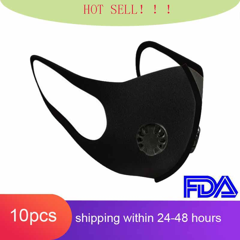 Dustproof Air Filter Ffp3 Mask Breathable Double Valve PM2.5 Dust Mask Respirator Dust Mask Mouth Respirator Ffp3 With Filter