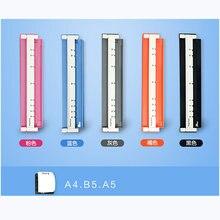 Многофункциональный дырокол для бумаги формата a4 с 30 отверстиями/b5