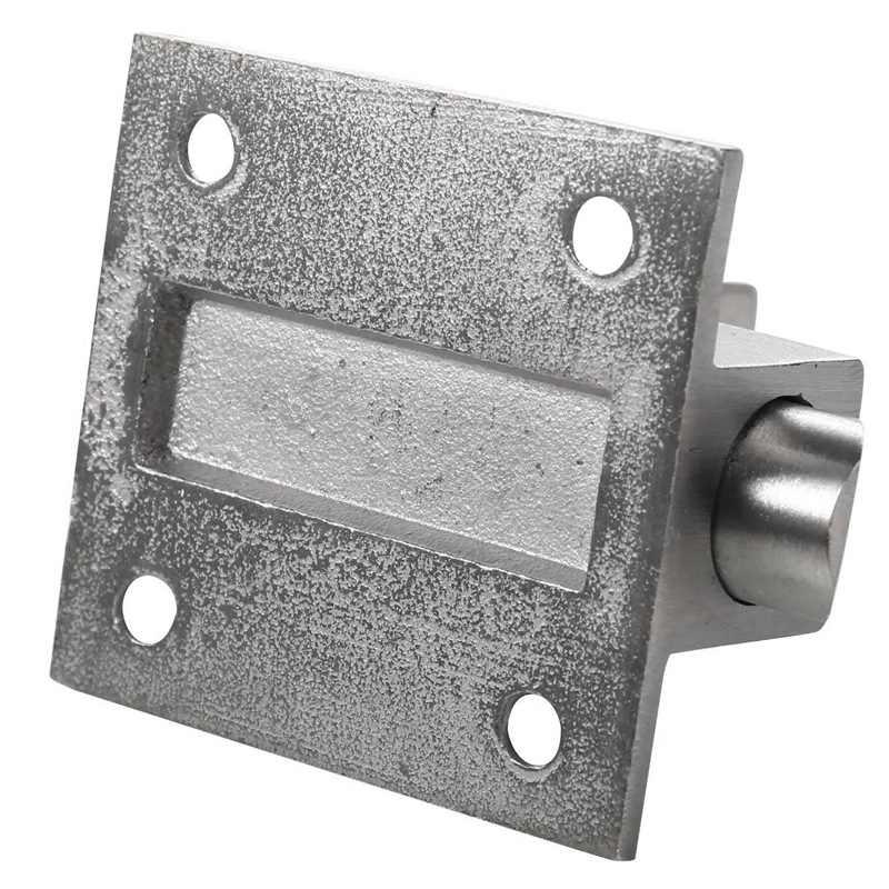 /Ventana pulsador Muelle Carga Autom/ático Puerta Tornillo cierres Lock 2pcs Sourcingmap/