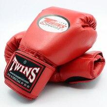 Таиланд бокс тренировочная-тренингов Live Боксёрские перчатки Муай Тай перчатки саньда комплексной