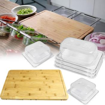 Multifunction Cutting Board With Storage Box  2