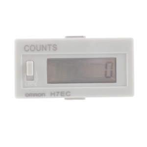 H7EC-BLM 0 - 999999 Counting Range No-voltage Required Digital Counter
