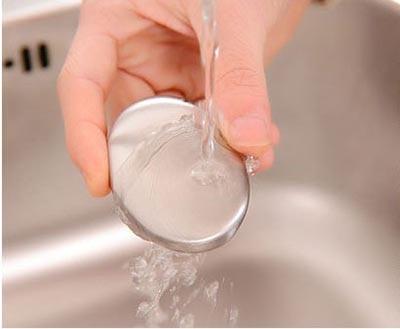 Stainless Steel Soap For A Bath Hand Antiseptic Jabon De Acero ElimInates Garlic Onion Smells Skin Care Soap Sabonete