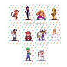Tag-Game-Card Wiiu Nintendo Super-Mario-Odyssey Switch NFC 10pcs PVC