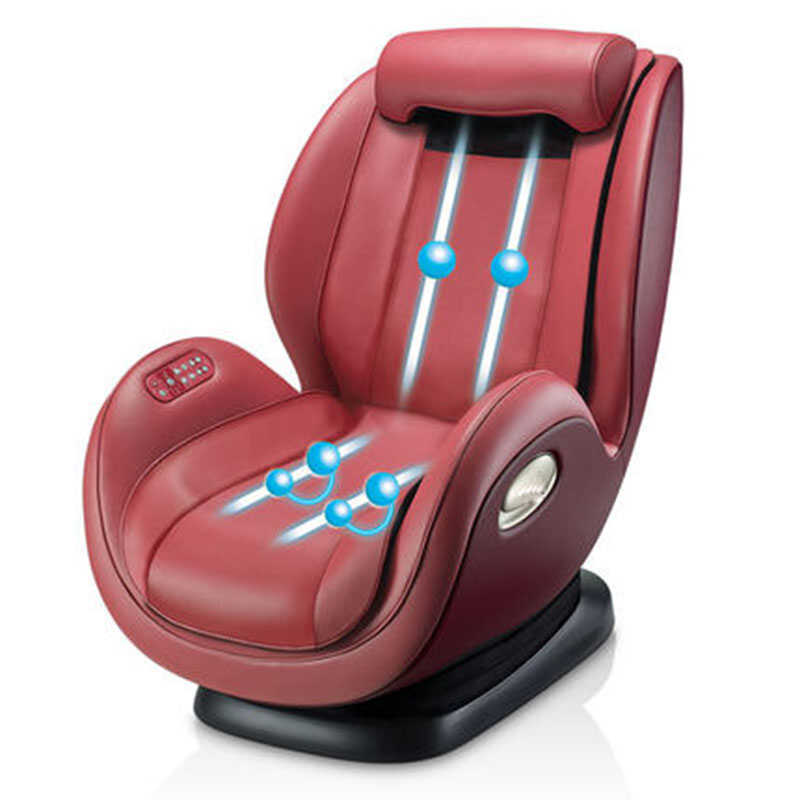 Fashion Personality Massage Chair Shoulder Back Waist Hips Small Fully Automatic Mini Electric Massage Sofa