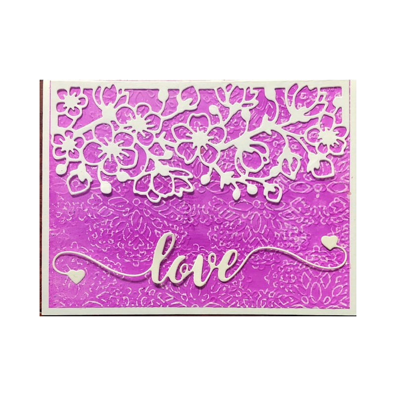 3pcs Valentine/'s Day Kiss Me Birds Hearts Stencils Decoration Face Cake Wedding