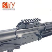 Mirror-Bridge Water-Bomb Accessorise Ak74u Game MST74U Jinming12 OD115 Nylon Modification
