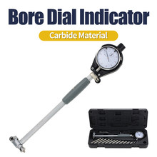 Measuring Rod18-35mm 35-50mm 50-160mm/0.01mm Dial Bore Gauge Center Ring Dial Indicator Micrometer Gauges Measuring Tools