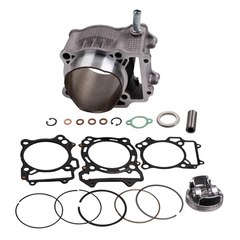 Полный комплект прокладок поршня цилиндра 434cc с большим отверстием 94 мм для Suzuki Quadsport LTZ 400 2003-2014