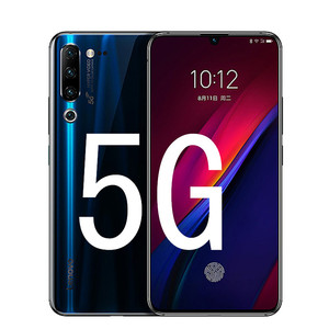 "Image 2 - 5G Lenovo Z6 Pro Global Rom Snapdragon 855 8GB RAM 256GB ROM 6.39"" FHD Display Smartphone 48MP Quad Cameras  Cellphones"