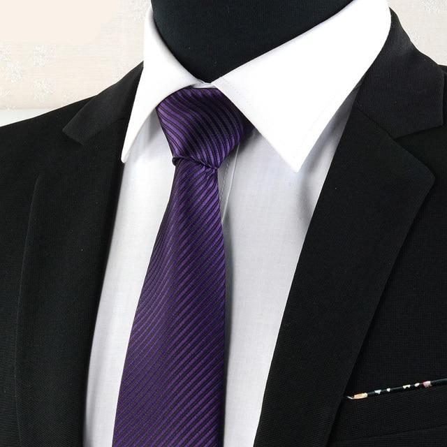 "MENS BLACK NECK TIE CLASSIC PLAIN NECKTIE 4/"" 10cms TIES NECKTIE WEDDING 1001"