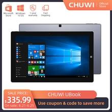 CHUWI UBook 11.6 pollici 1920*1080 Display Intel N4120 processore Quad Core 8GB RAM 256GB SSD tablet Windows