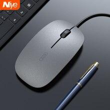 USB Maus Wired Gaming 1200 DPI Optische 3 Tasten Spiel Mäuse Für PC Laptop Computer E-sport 1,5 M kabel USB Spiel M500 Draht Maus